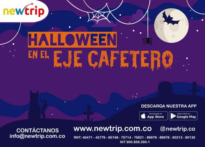 Halloween Diferente en el Eje Cafetero