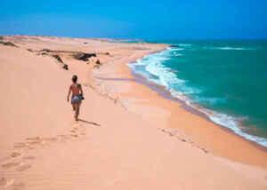 Guajira, salida puntual terrestre