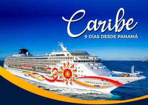 Crucero Caribe 9 Días desde Panamá