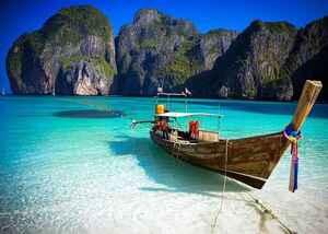 Tailandia exótica con islas Phuket y Phi Phi