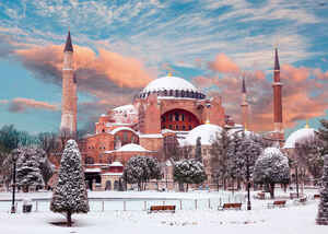 ¡Turquía Soñada Fin de año!