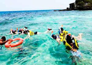 Islas del Rosario +Oceanario+Snorkel y Playa Tranquila
