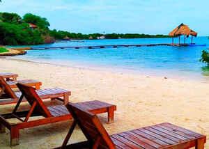 Isla Privada, La Cocotera